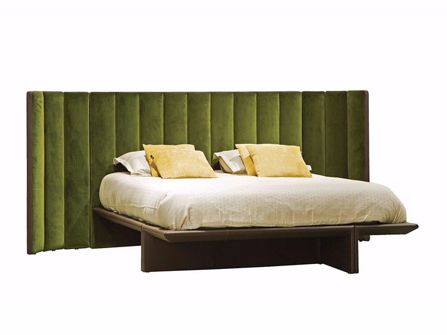 Modello di letto imbottito di Roche Bobois n.03