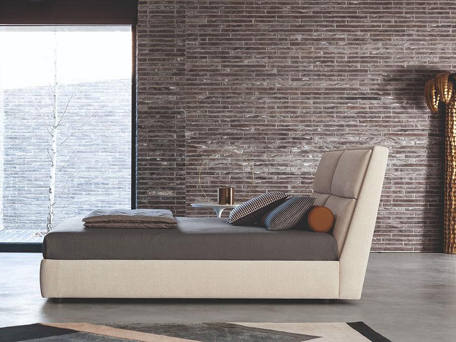 Modello di letto imbottito di Twils n.02