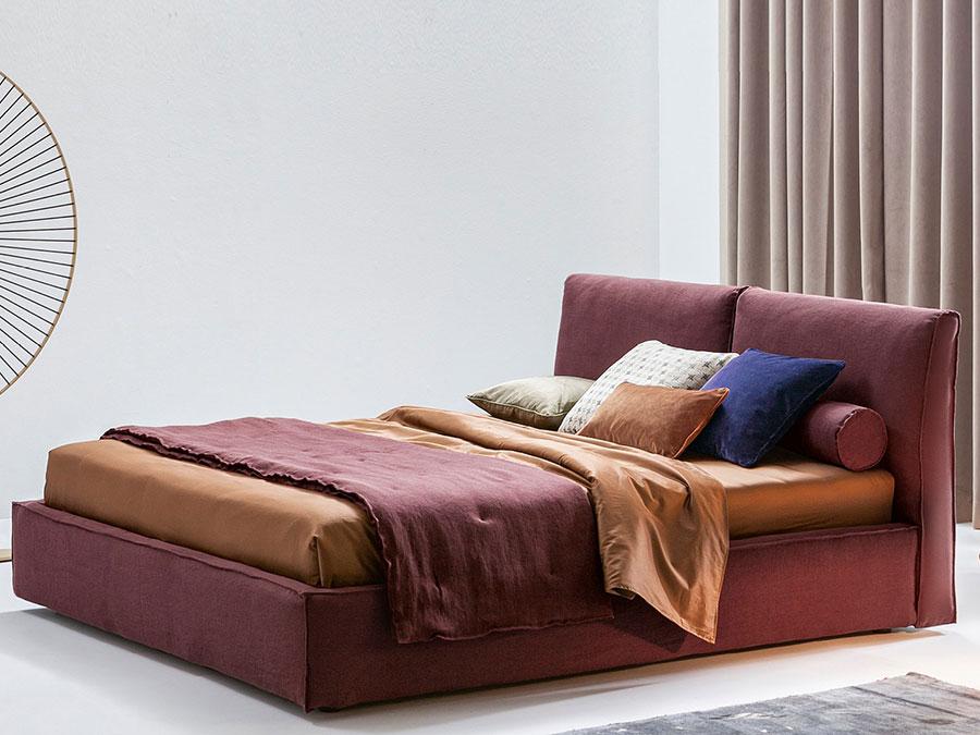 Modello di letto imbottito di Twils n.03