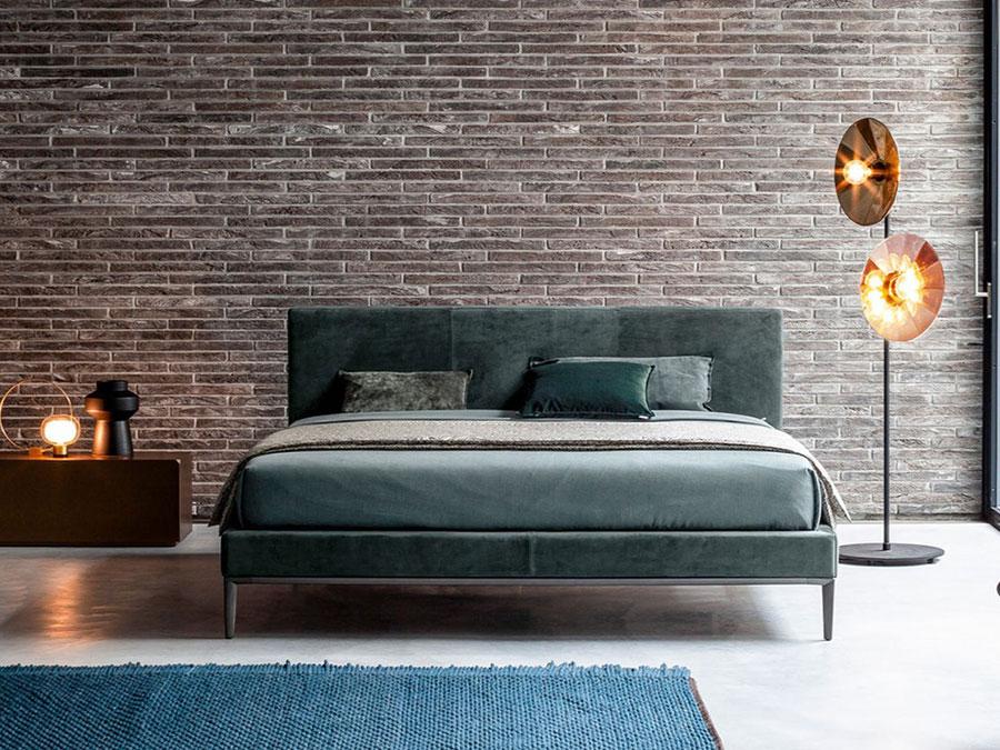 Modello di letto imbottito di Twils n.05