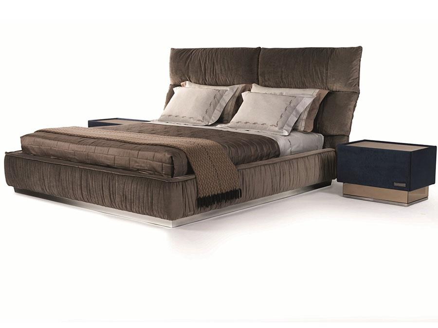 Modello di letto imbottito di Visionnaire n.02