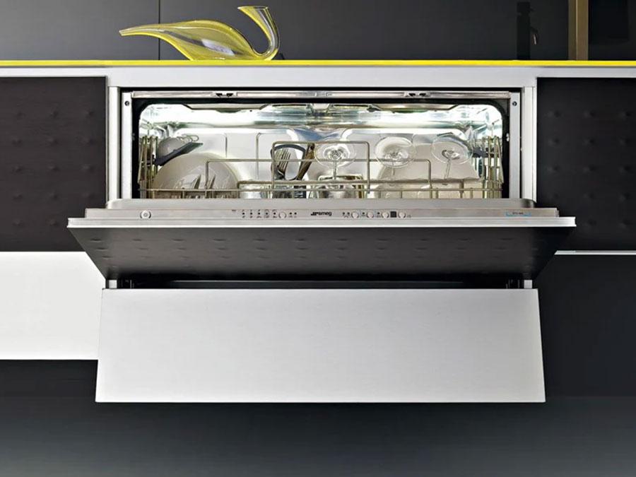 Modello lavastoviglie cucina sospesa 02