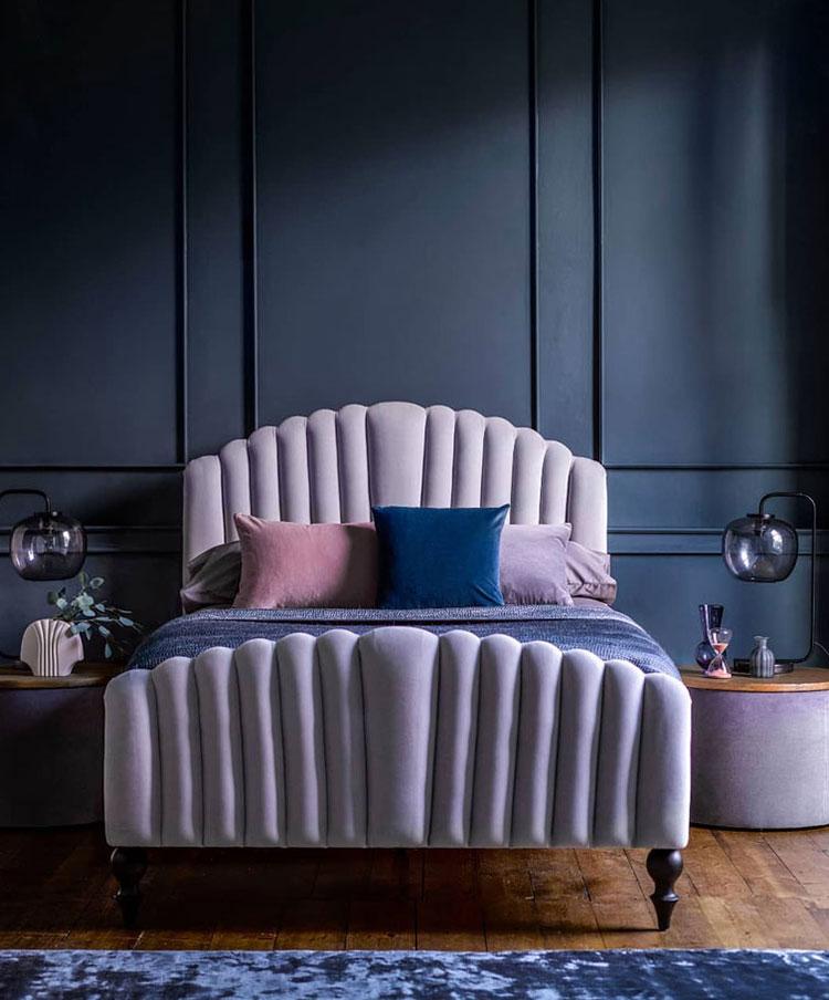 Colore lilla per camera da letto n.05