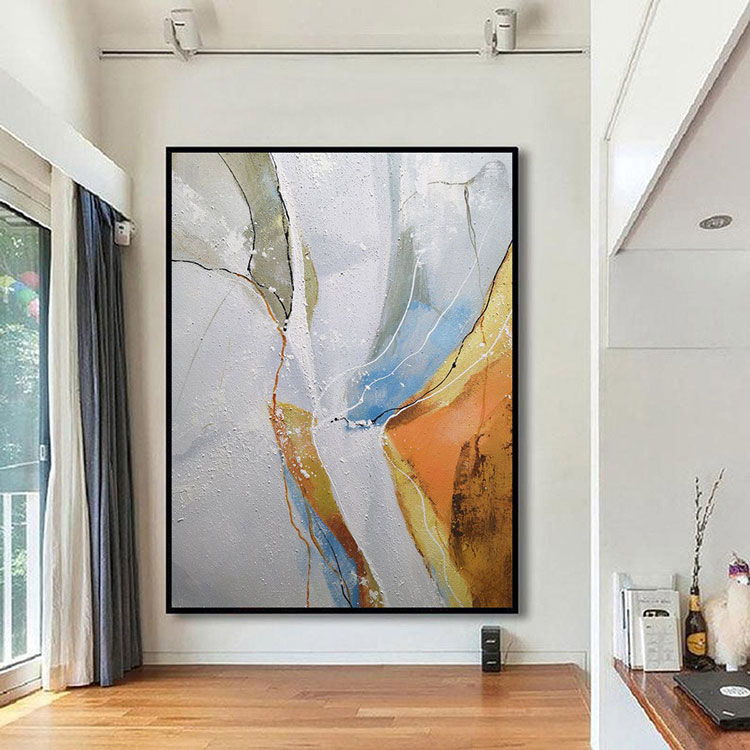 Dove collocare un quadro di grandi dimensioni in un ingresso n.07