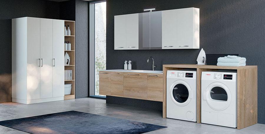Come arredare una lavanderia in casa