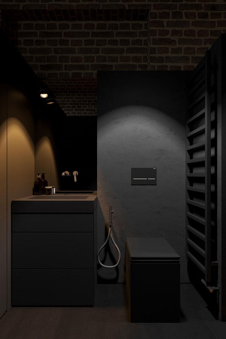 Idee per bagno nero 01