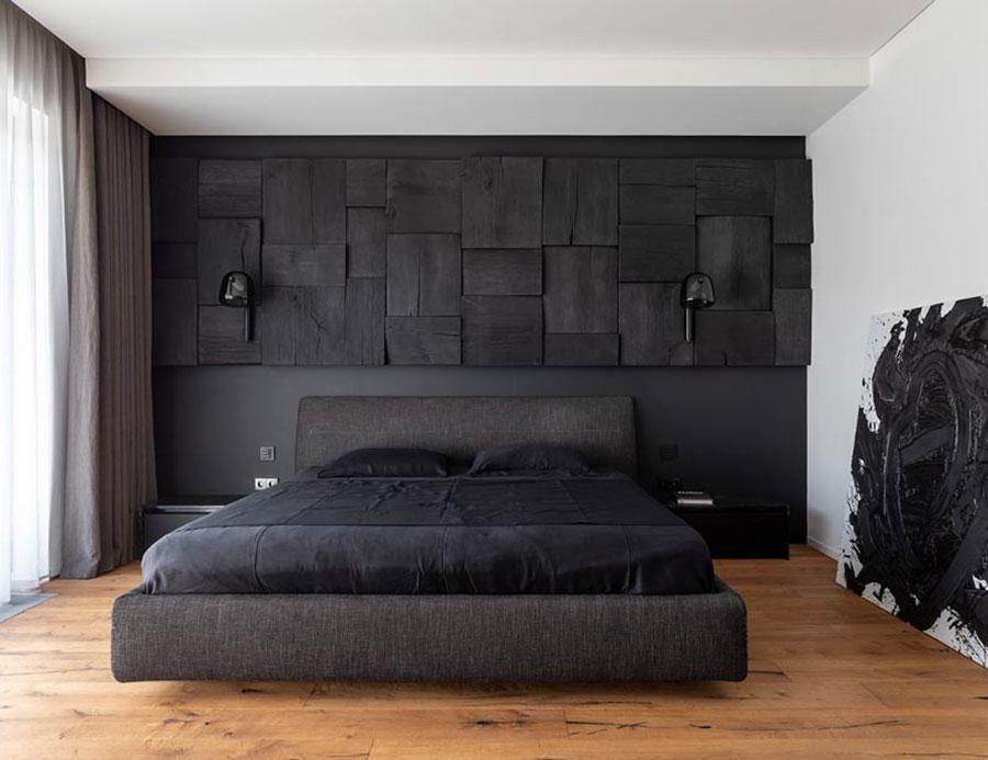 Idee per camera da letto nera 01