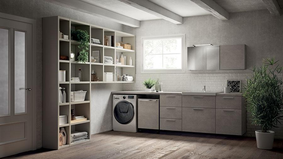 Elementi immancabili in una lavanderia n.02