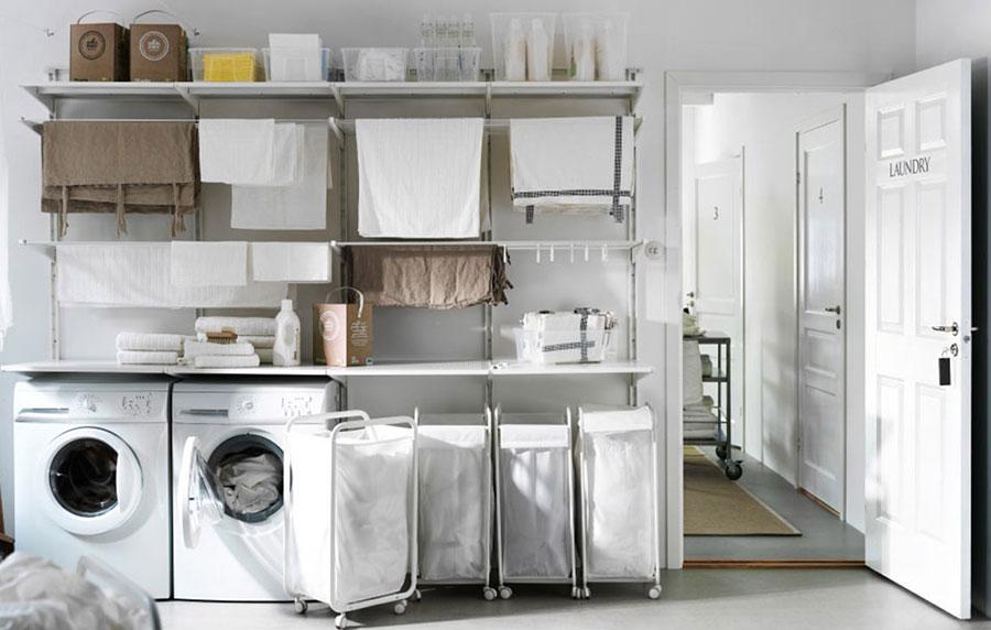 Elementi immancabili in una lavanderia n.04