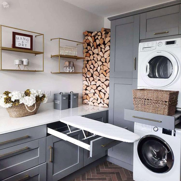 Elementi immancabili in una lavanderia n.05