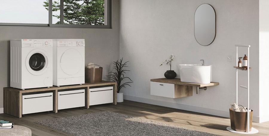 Mobili per lavanderie di design