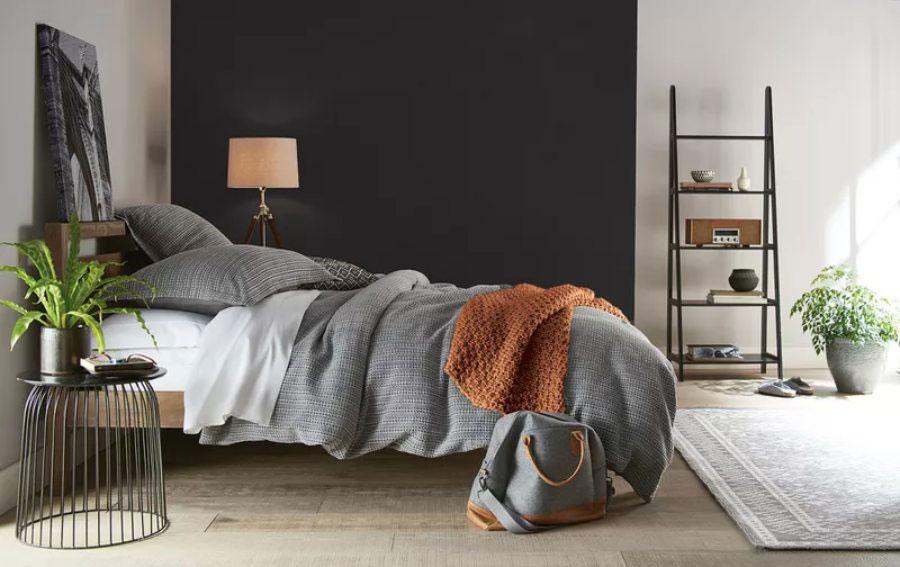 Idee per arredare la camera da letto con le piante n.08
