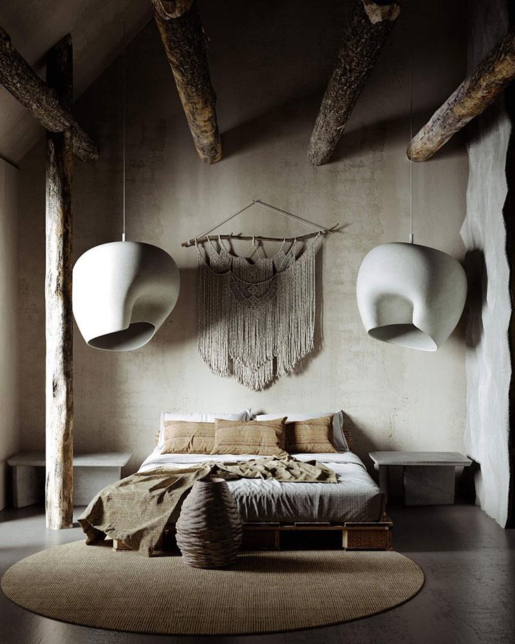 Idee camera da letto aesthetic n.02