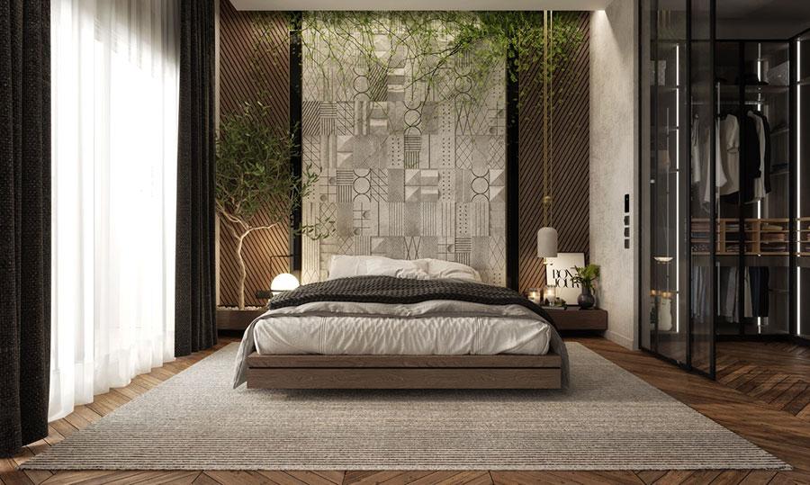 Idee camera da letto aesthetic n.07