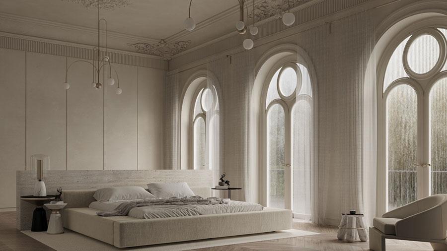 Idee camera da letto aesthetic n.09
