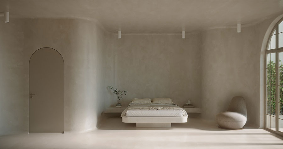 Idee camera da letto aesthetic n.10
