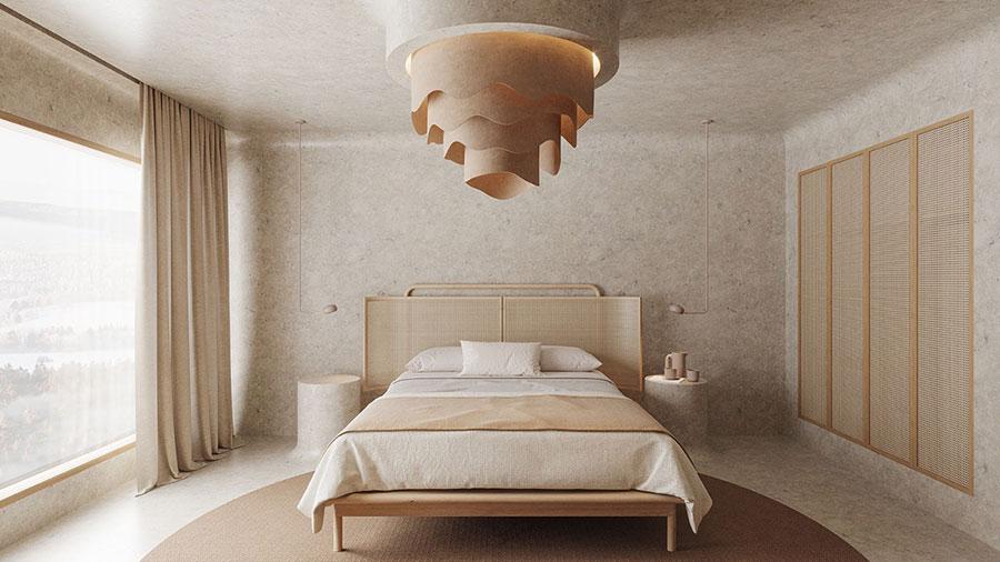 Idee camera da letto aesthetic n.11