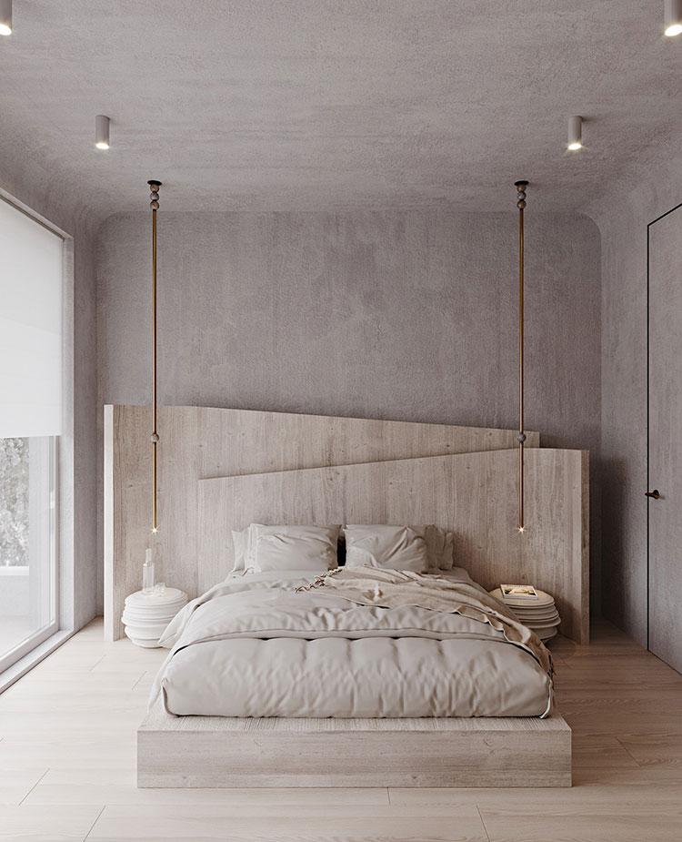 Idee camera da letto aesthetic n.12