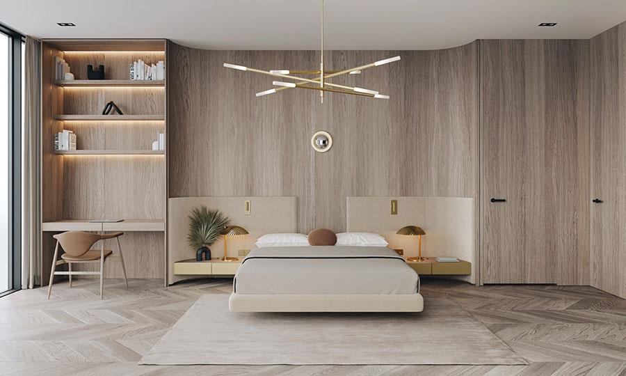 Idee camera da letto aesthetic n.13