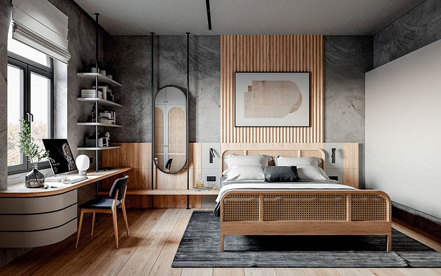 Idee camera da letto aesthetic n.15