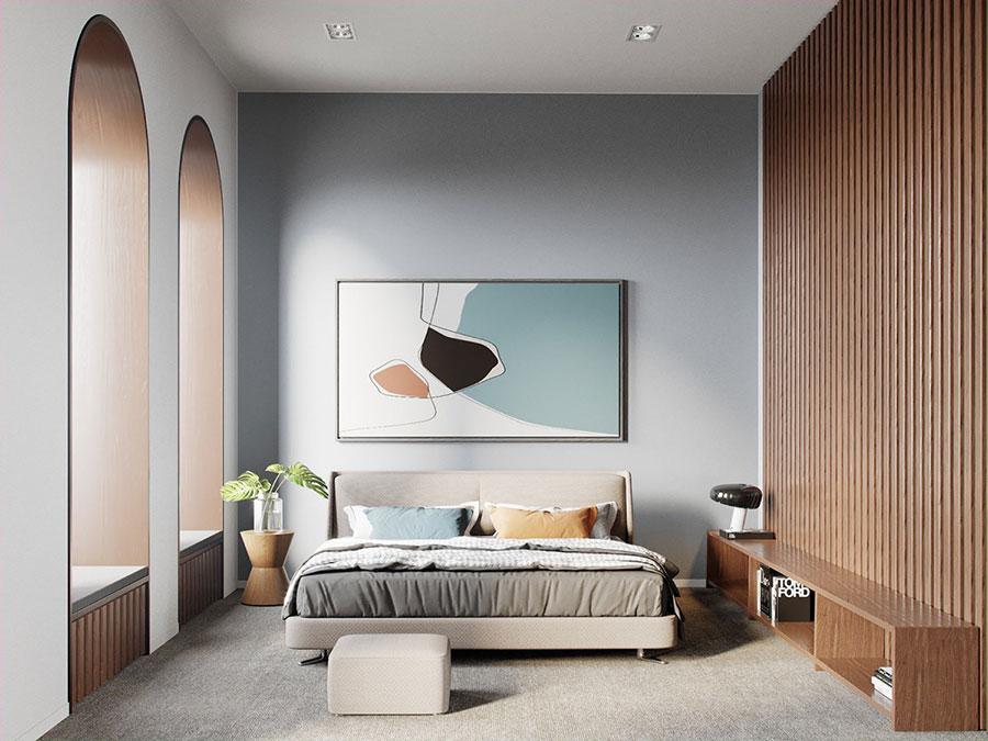 Idee camera da letto aesthetic n.18