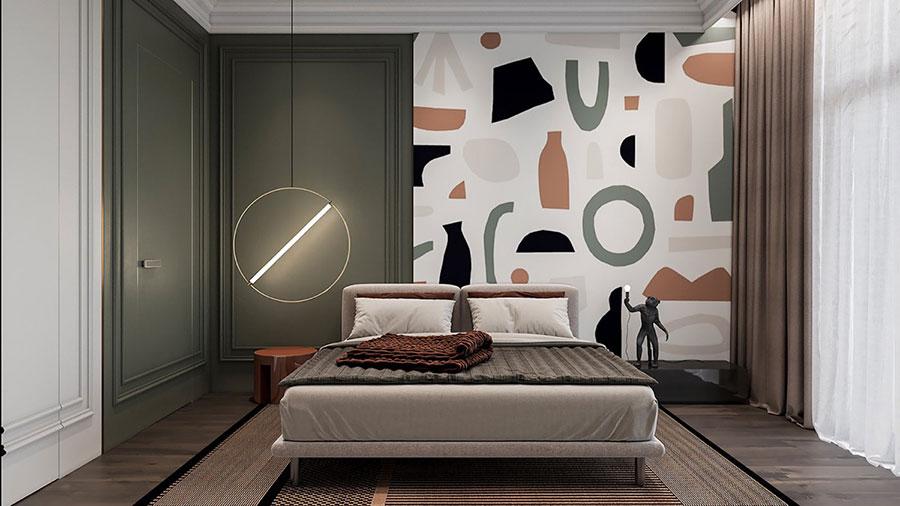 Idee camera da letto aesthetic n.19