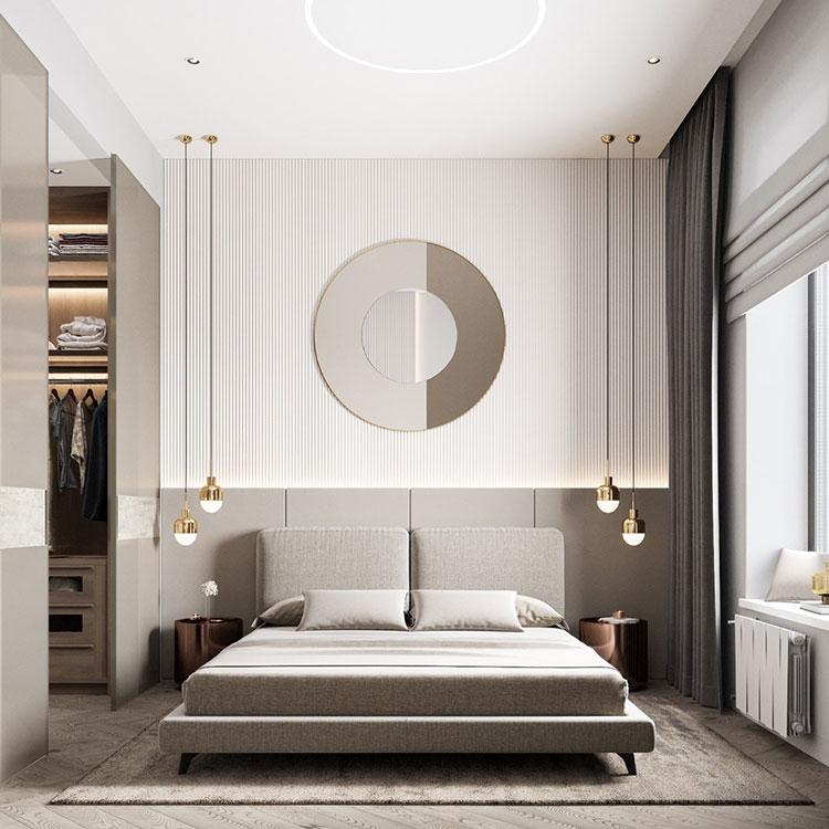 Idee camera da letto aesthetic n.21