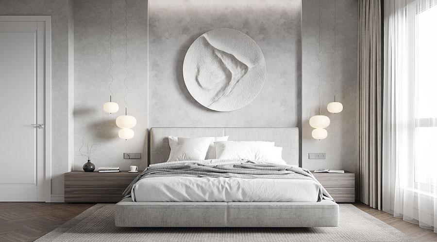 Idee camera da letto aesthetic n.22