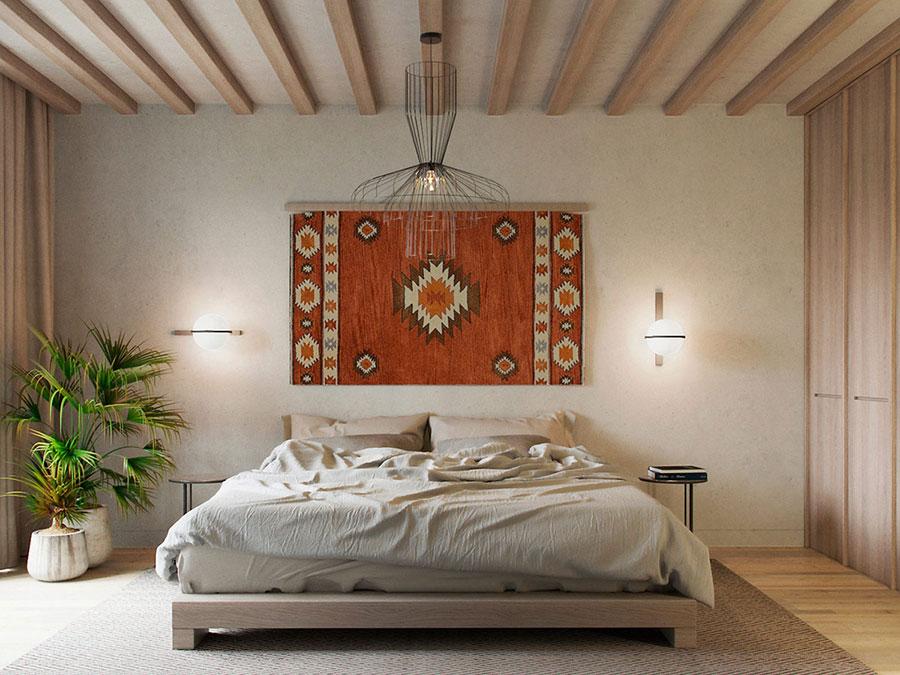Idee camera da letto aesthetic n.24