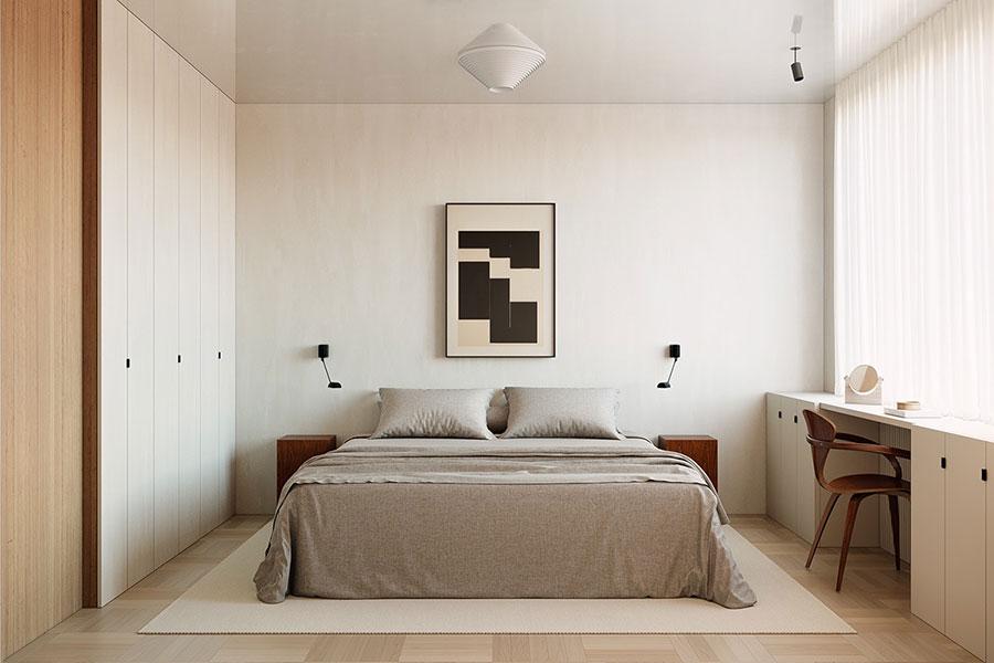 Idee camera da letto aesthetic n.27