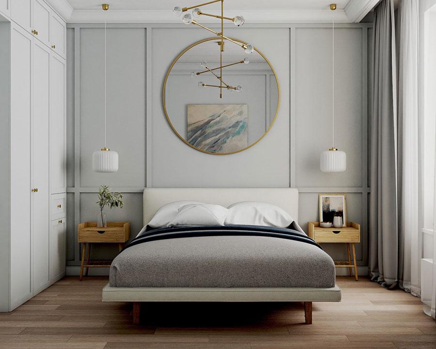 Idee camera da letto aesthetic n.28