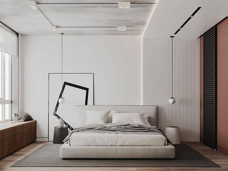 Idee camera da letto aesthetic n.29