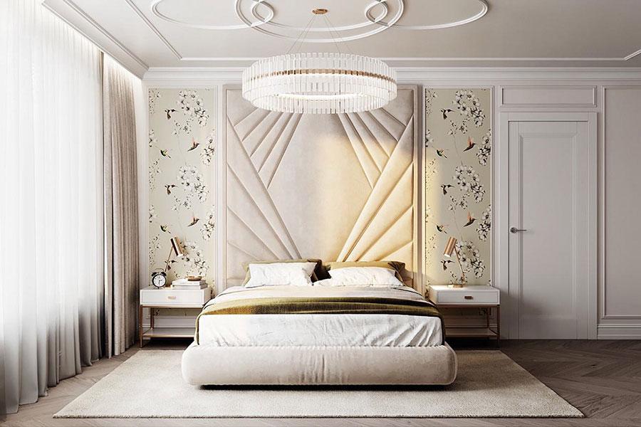 Idee camera da letto aesthetic n.30