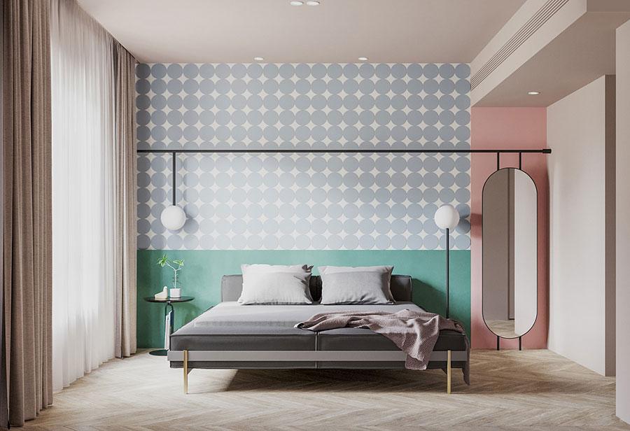 Idee camera da letto aesthetic n.34