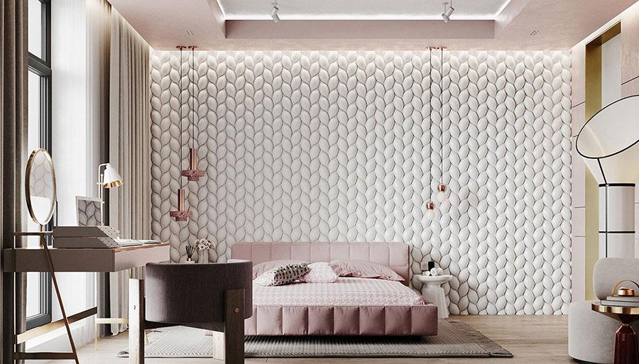 Idee camera da letto aesthetic n.35