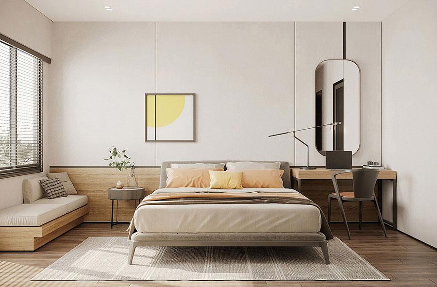 Idee camera da letto aesthetic n.37