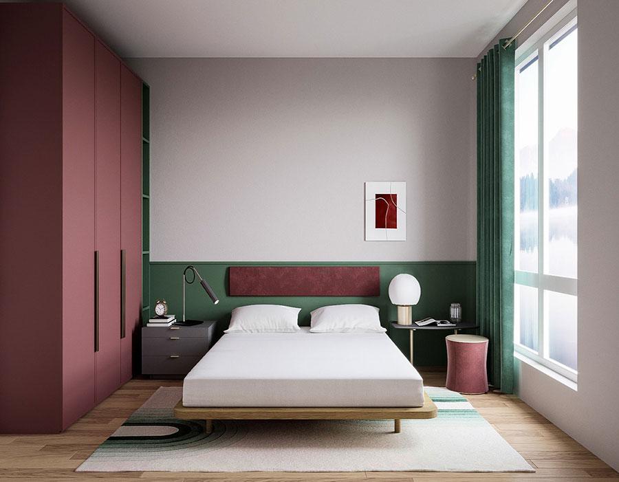 Idee camera da letto aesthetic n.38