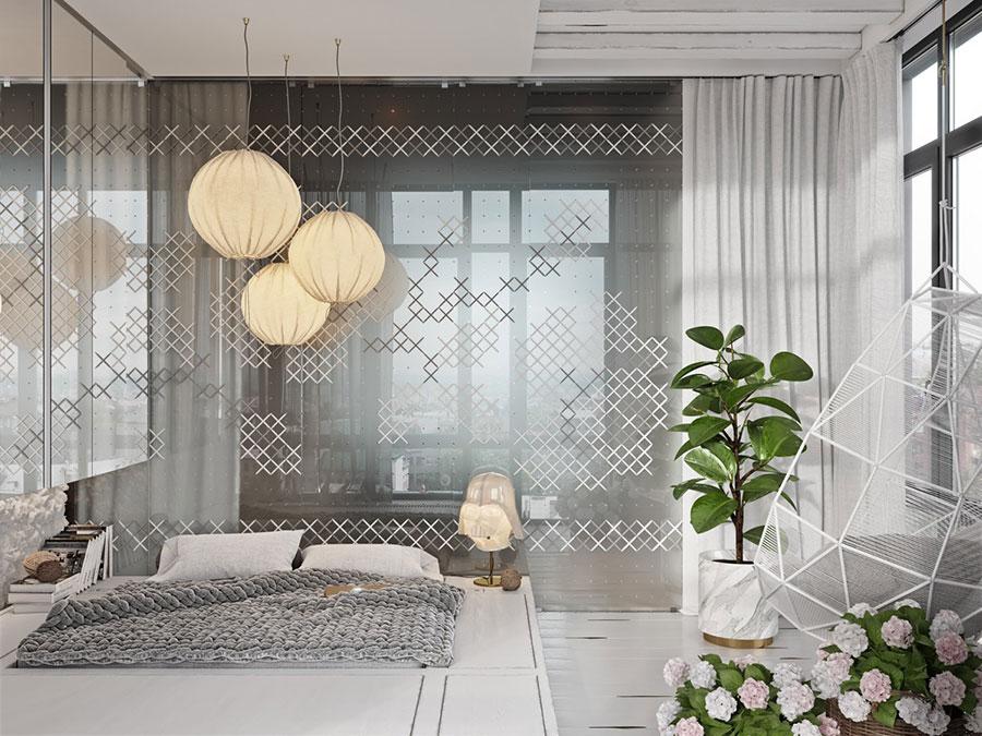 Idee camera da letto aesthetic n.41