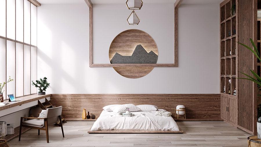 Idee camera da letto aesthetic n.42