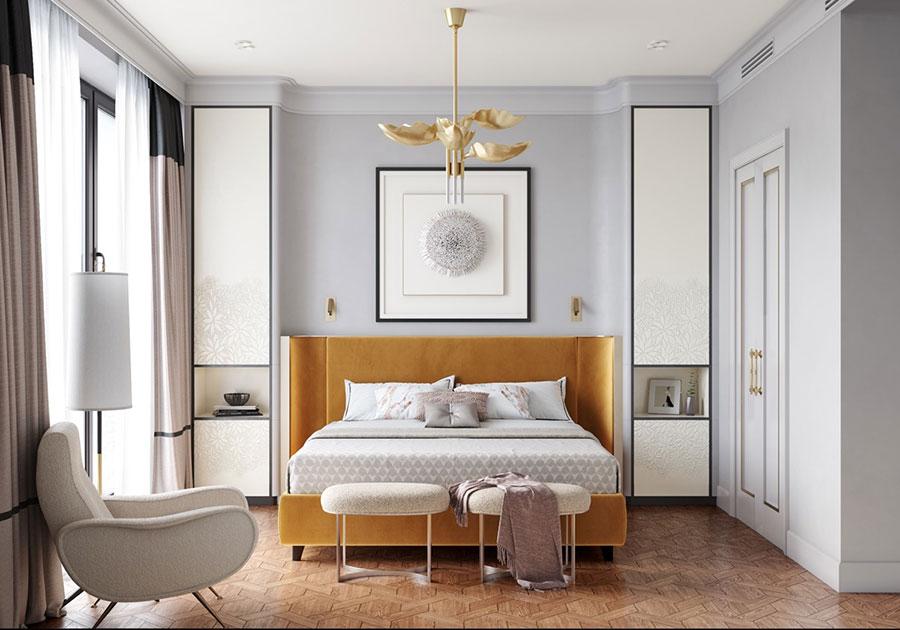 Idee camera da letto aesthetic n.47