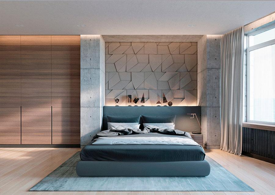 Idee camera da letto aesthetic n.48